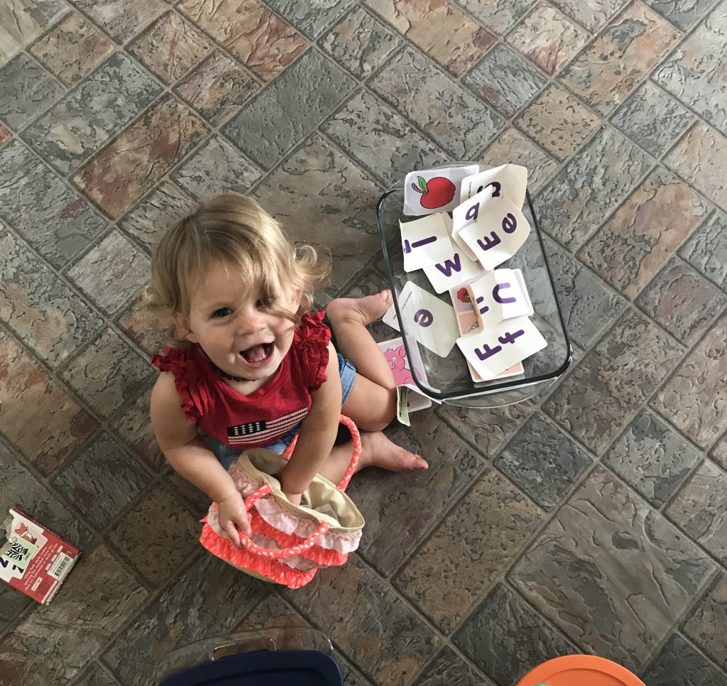 Play at 20 Months – STEM Starts Now